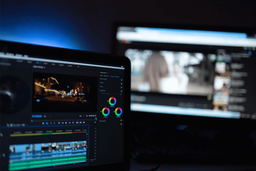 video and audio editing for course creation and repurposing content for social media